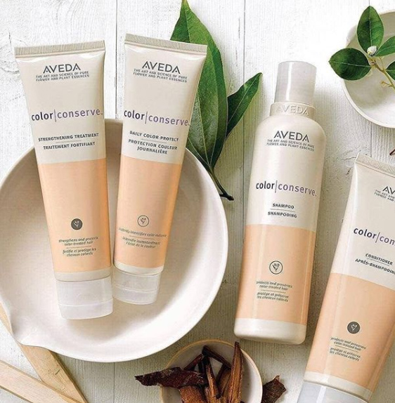 Aveda Color Conserve products